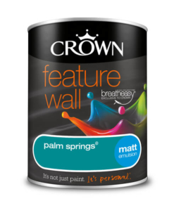 Боя за акцент Crown Feature Wall Palm Springs 1.25l