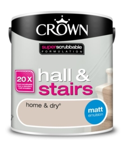 Почистваща се боя Crown Home and Dry