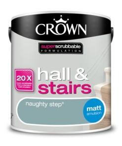 Почистваща е боя Crown Naughty Step
