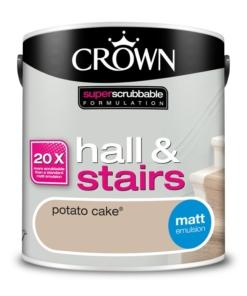 Почистваща се боя Crown Potato Cake