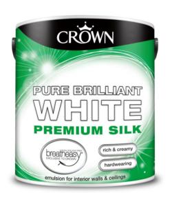 Стандартна боя Crown Breatheasy Silk