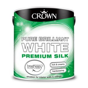 Стандартна боя Crown Breatheasy Silk