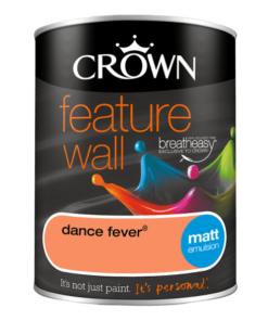 Боя за акцент Crown Feature Wall Dance Fever 1.25l.