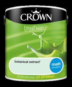 Интериорна боя Crown Matt Emulsion Botanical Extract 2.5l