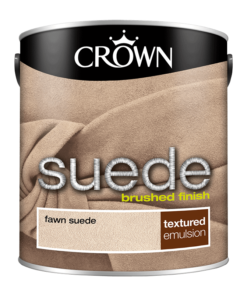 Боя за акцент Crown Suede Fawn 2.5l