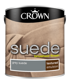 Боя за акцент Crown Suede Gray 2.5l