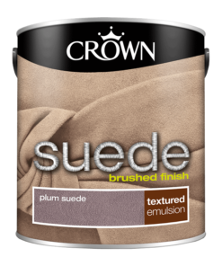 Боя за акцент Crown Suede Plum 2.5l