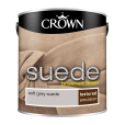 Боя за акцент Crown Suede soFT Gray