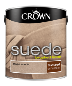 Боя за акцент Crown Suede Taupe 2.5l