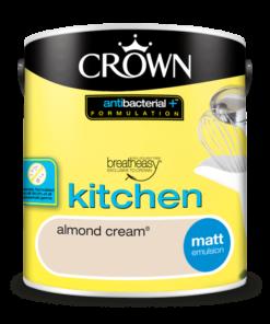 Боя за кухня KItchen Crown 2.5l almond Cream