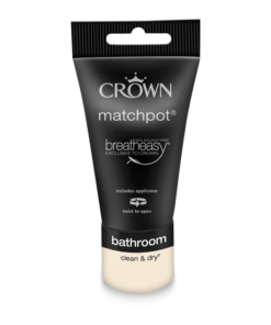 тестер боя за banq Crown Bathroom Clean and dry 40 ml