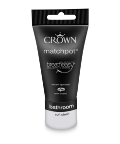 тестер боя за banq Crown Bathroom Soft steel 40 ml