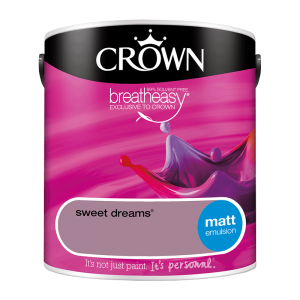 Интериорна боя Crown Matt Emulsion Sweet Dream 2.5l