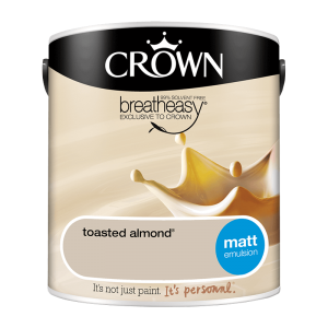 Интериорна боя Crown Matt Emulsion Toasted Almond 2.5l