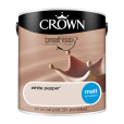 Интериорна боя Crown Matt Emulsion White Pepper 2.5l