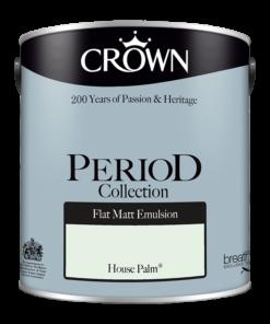 Интериорна боя Crown Period House Palm 2.5l