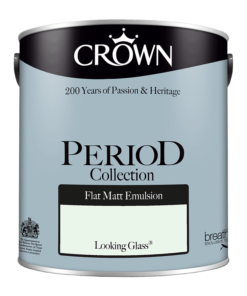 Интериорна боя Crown Period Looking Glass 2.5l