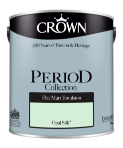 Интериорна боя Crown Period Opal Silk 2.5l