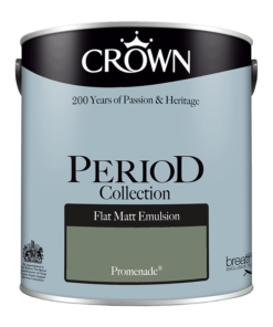 Интериорна боя Crown Period Promenade 2.5l