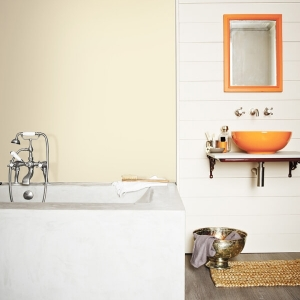Боя за баня Crown Bathroom snowdrop