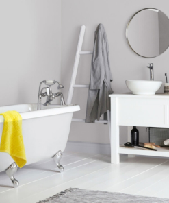 Боя за боя Crown Bathroom Soft Steel