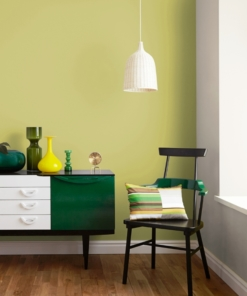Интериорна боя латекс Crown Matt Emulsion gentle olive 2.5л.
