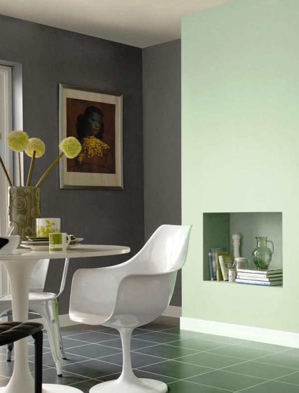 Интериорна боя латекс Crown Matt Emulsion soft khaki 2.5л.