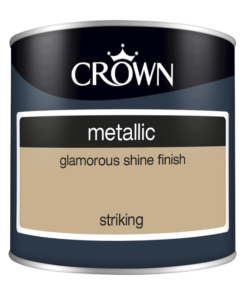 Тестер боя за акцент Crown Metallic Striking 125ml
