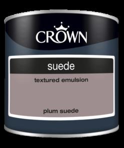 Боя за акцент Crown Suede Plum 125 ml