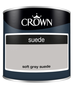 Боя за акцент Crown Suede Soft Gray 125ml