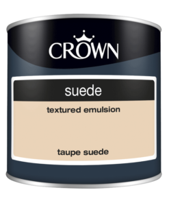 Боя за акцент Crown Suede Taupe 125ml