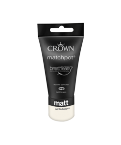 тестер интериорна боя Crown matt emulsion Winterbloom 40 ml