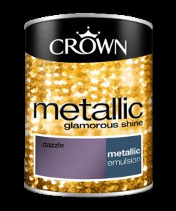 Боя за акцент Crown Metallic 1.25l Dazzle