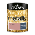 Боя за акцент Crown Metallic 1.25l Rose Gold