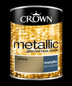 Боя за акцент Crown Metallic 1.25l Striking