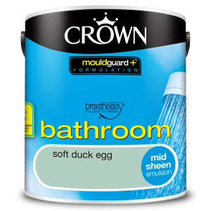 Боя за баня Crown Bathroom 2.5l Soft duck egg