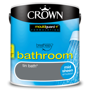 Боя за баня Crown Bathroom 2.5l Tin Bath