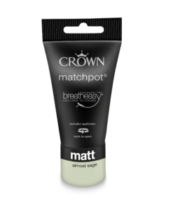 почистваща се боя Crown Hall and Stairs 40 ml Almost sage