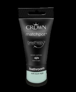 тестер боя за баня Crown Bathroom Soft Duck egg 40 ml