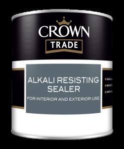 Грунд за стена Crown Alkali Resisting Sealer 1l