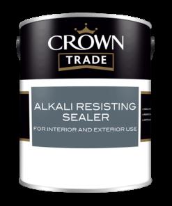 Грунд за стена Crown Alkali Resisting Sealer 5l.