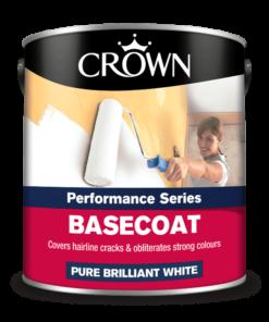 основа грунд за стена Crown Basecoat 2.5l
