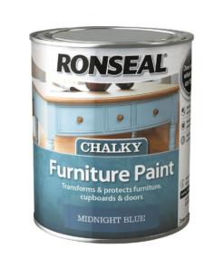 Тебеширена боя за мебели